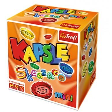 Gra zręcznościowa Kapsle skaczące mini 01076 Trefl