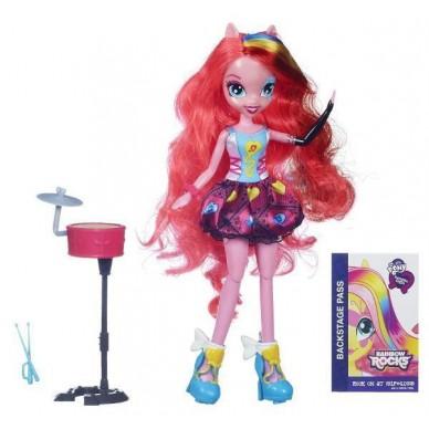 Lalka My Little Pony Equestria Girls Piosenkarka A6683 Hasbro