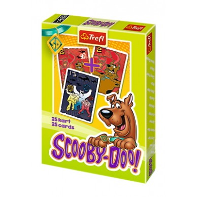 Karty do gry 25 Scooby-Doo 08425 Trefl
