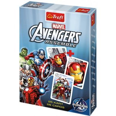 Karty do gry 25 Avengers 08447 Trefl