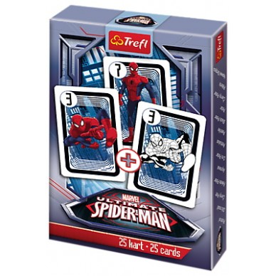 Karty do gry 25 Spiderman 08451 Trefl