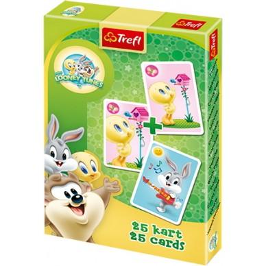 Karty do gry 25 Looney Tunes 08461 Trefl