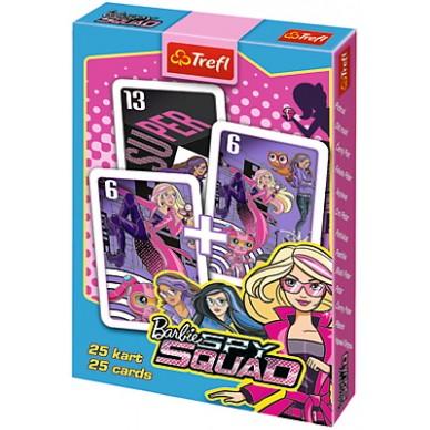 Karty do gry 25 Barbie 08468 Trefl