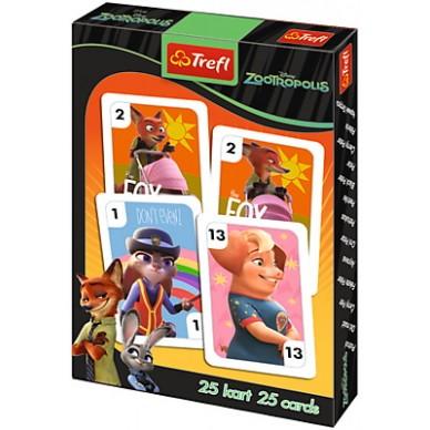 Karty do gry 25 Zwierzogród 08470 Trefl