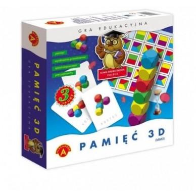 -GRA PAMIEC 3D MAXI ALX PUD