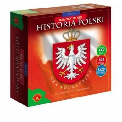-GRA QUIZ HISTORIA POLSKI WIELKI PUD