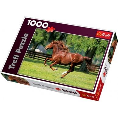 Puzzle 1000 el Galop 10201 Trefl