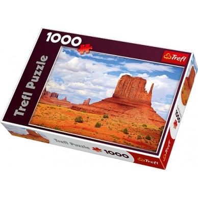 Puzzle 1000 el Dolina Monument Valley USA 10315 Trefl