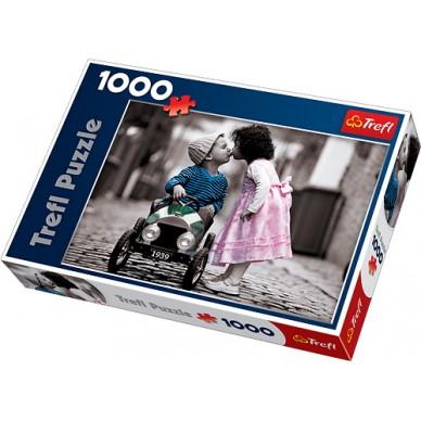 Puzzle 1000 el Pierwszy Pocałunek 10320 Trefl