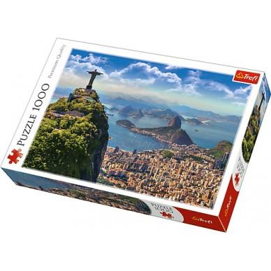 Puzzle 1000 el Rio de Janeiro 10405 Trefl