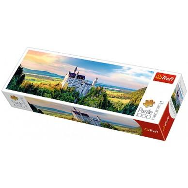 Puzzle 1000 el Zamek Neuschwanstein 29028 Trefl