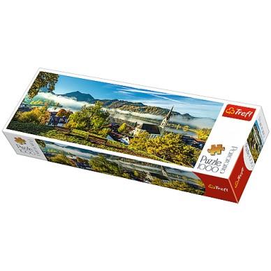 Puzzle 1000 el Nad jeziorem Schliersee 29035 Trefl