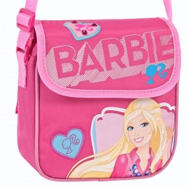 Torebka na ramię z klapką Barbie Starpak
