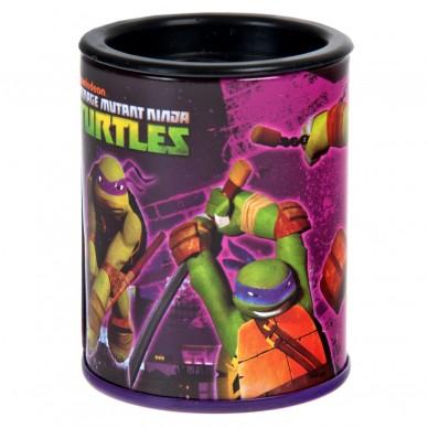 Temperówka metalowa Wojownicze Żółwie Ninja Starpak