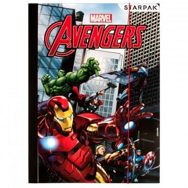 Teczka z gumką Avengers Starpak