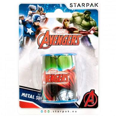 Temperówka metalowa Avengers Starpak