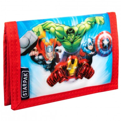 Portfel Avengers Starpak