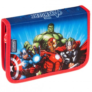 Piórnik bez wyposażenia Avengers AVG 35 16 Starpak