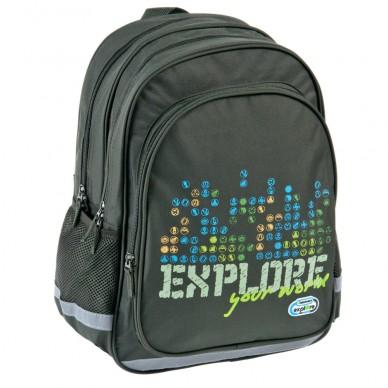 Plecak szkolny Discovery Eyw I Starpak 308419
