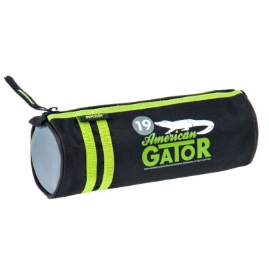 Piórnik tuba Animal Planet Aligator Starpak 329109