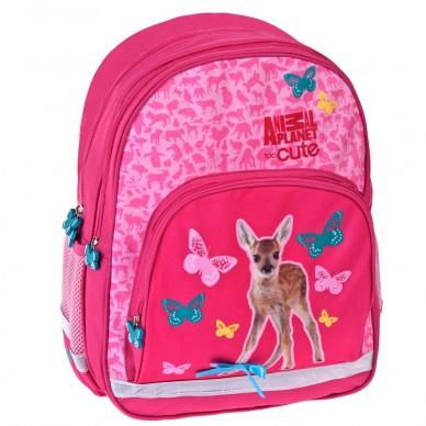 Plecak szkolny Animal Planet Cute Starpak 329019