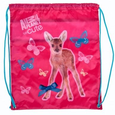 Worek szkolny Animal Planet Cute Starpak 329023