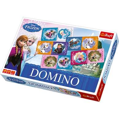 -GRA DOMINO FROZEN TREFL 01210 PUD
