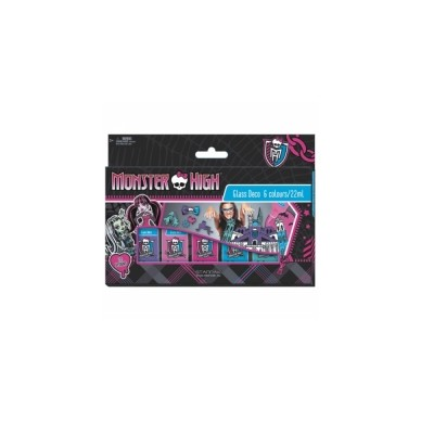 Farby Witrazowe Monster High