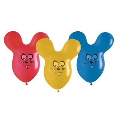 Balon dekoracyjny Myszka 3 szt. GB/PG05 Godan