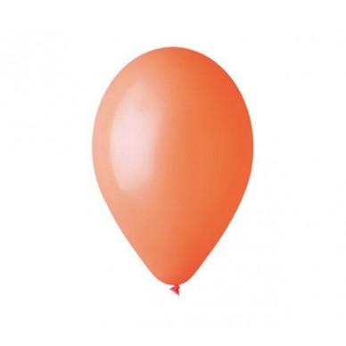 Balon dekoracyjny pomarańczowy pastelowy G90/PO/4 Godan