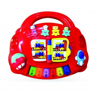 Muzyczna książeczka BB6035 Bam Bam