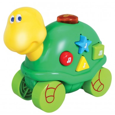 Muzyczny żółw 65039-E Bam Bam