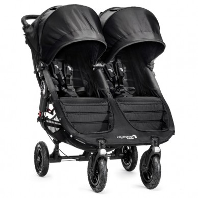 Wózek Baby Jogger City Mini Double GT BJ16410 Black/Black