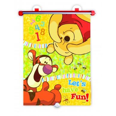 Roletki samochodowe Kubuś Puchatek Winnie the Pooh Bam Bam (317013)