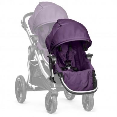 Dodatkowe siedzisko do wózka Baby Jogger City Select Amethyst BJ01428