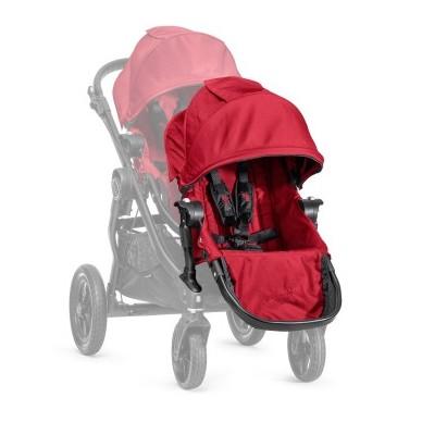 Dodatkowe siedzisko do wózka Baby Jogger City Select Red BJ03436