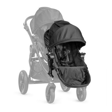 Dodatkowe siedzisko do wózka Baby Jogger City Select Black BJ03410