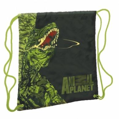 Worek szkolny na ramię Animal Planet T-Rex