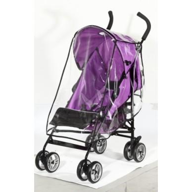 Folia przeciwdeszczowa do wózka spacerowego Zuma Kids Explorer F-ZK1