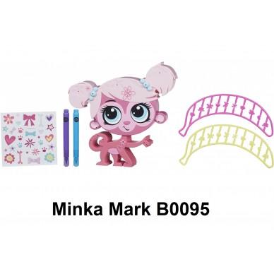 Zwierzak do stylizacji Littlest Pet Shop B0033 Hasbro