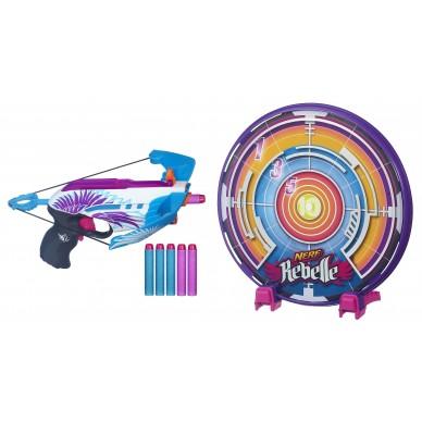 Zestaw agentki Nerf Rebelle A5638 Hasbro