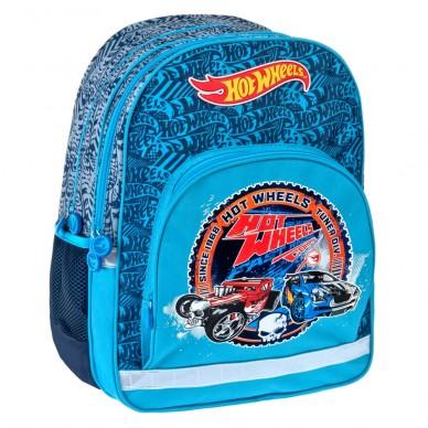 Plecak szkolny Hot Wheels Starpak