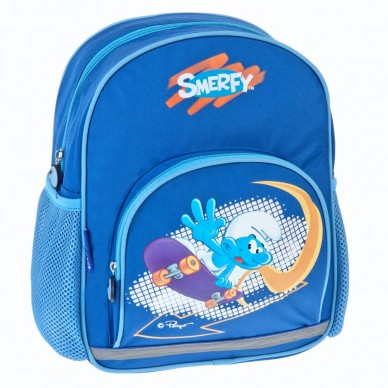 Plecak szkolny Smerfy Starpak