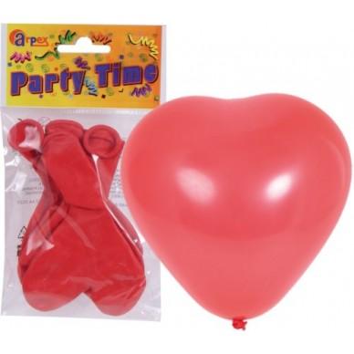 Balony Serca 24 cm Party Time K467 Arpex