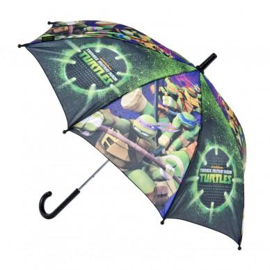 Parasol dziecięcy Żółwie Ninja 45 cm Starpak
