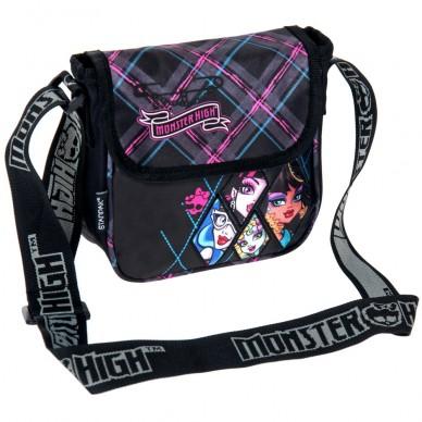 Mini torebka na ramię Monster High III Starpak