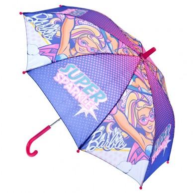 Parasol dziecięcy Barbie Power 45 cm Starpak