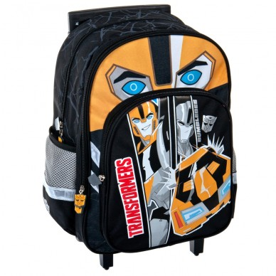 Plecak na kółkach Transformers Starpak