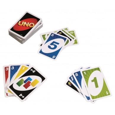 Karty Uno W2085 Mattel