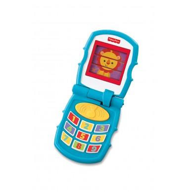 Telefonik z klapką Fisher Price Y6979